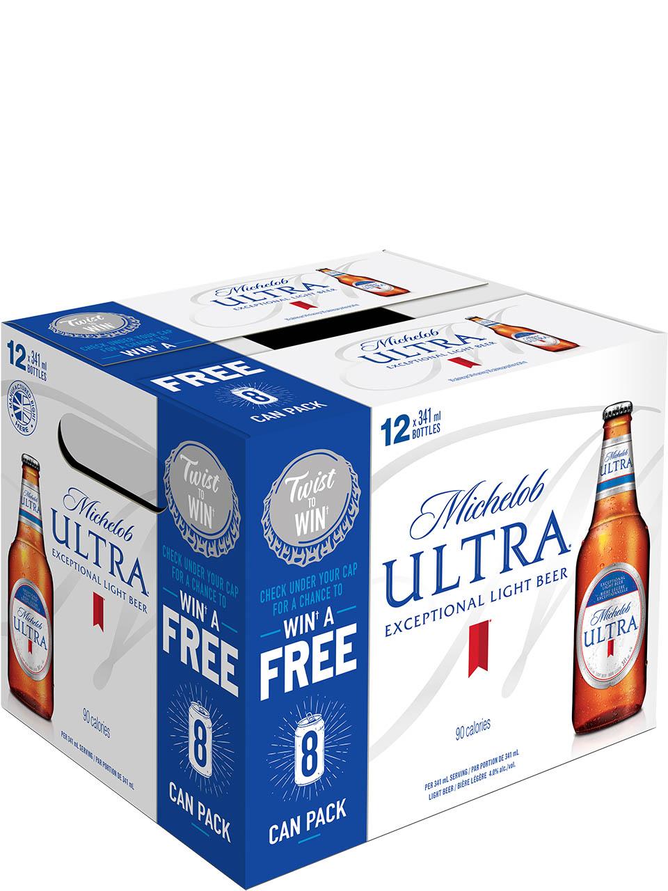 Michelob Ultra 12pk Bottles