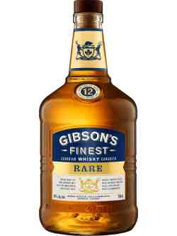 Gibson's Finest 12YO Whisky