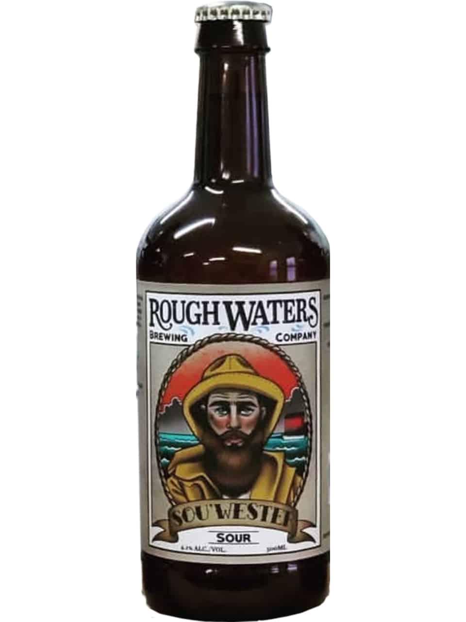 Rough Waters Sou-Wester 500ml Bottle
