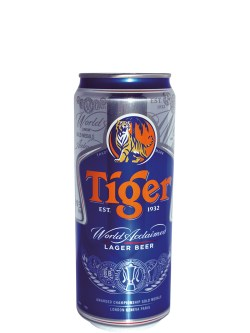 Tiger Beer 500ml Can