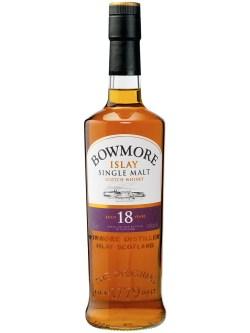 Bowmore 18YO Single Malt Scotch Whisky