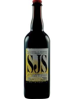 YellowBelly St.John's Stout 750ml Bottle