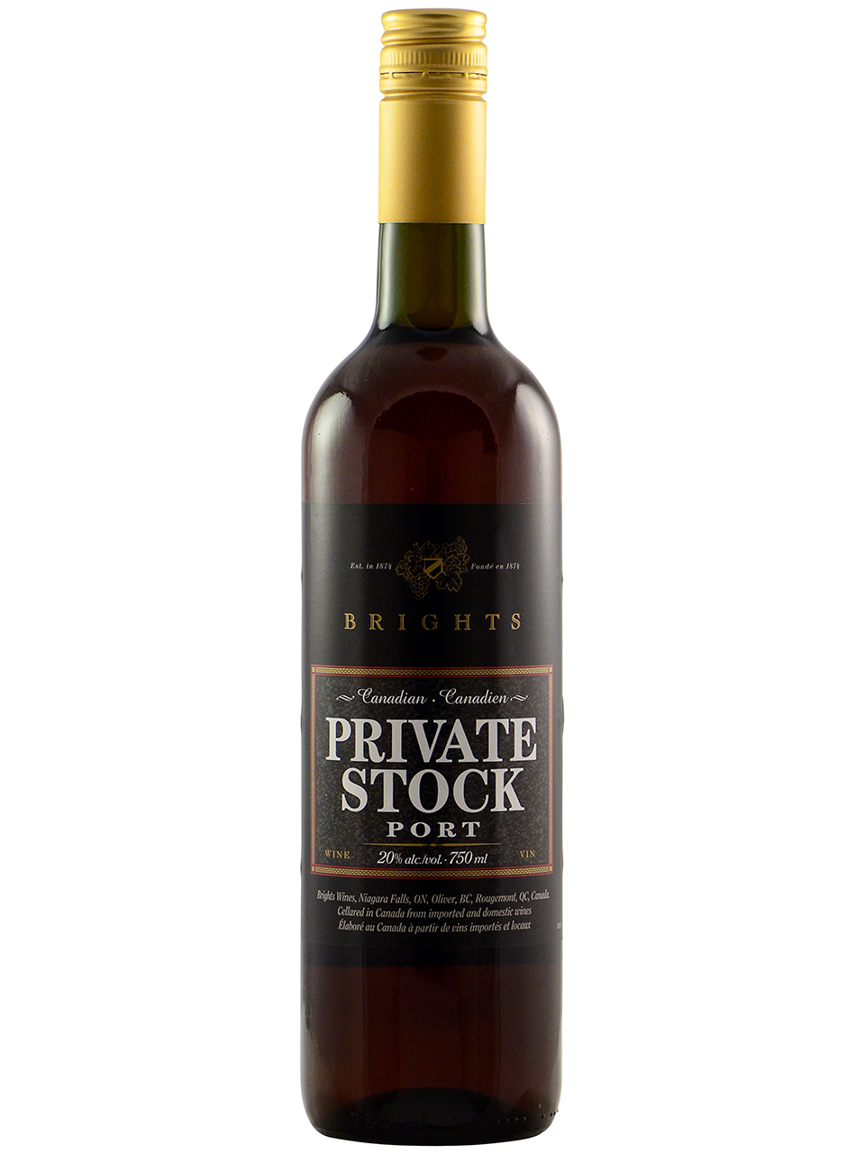 Private Stock Tawny
