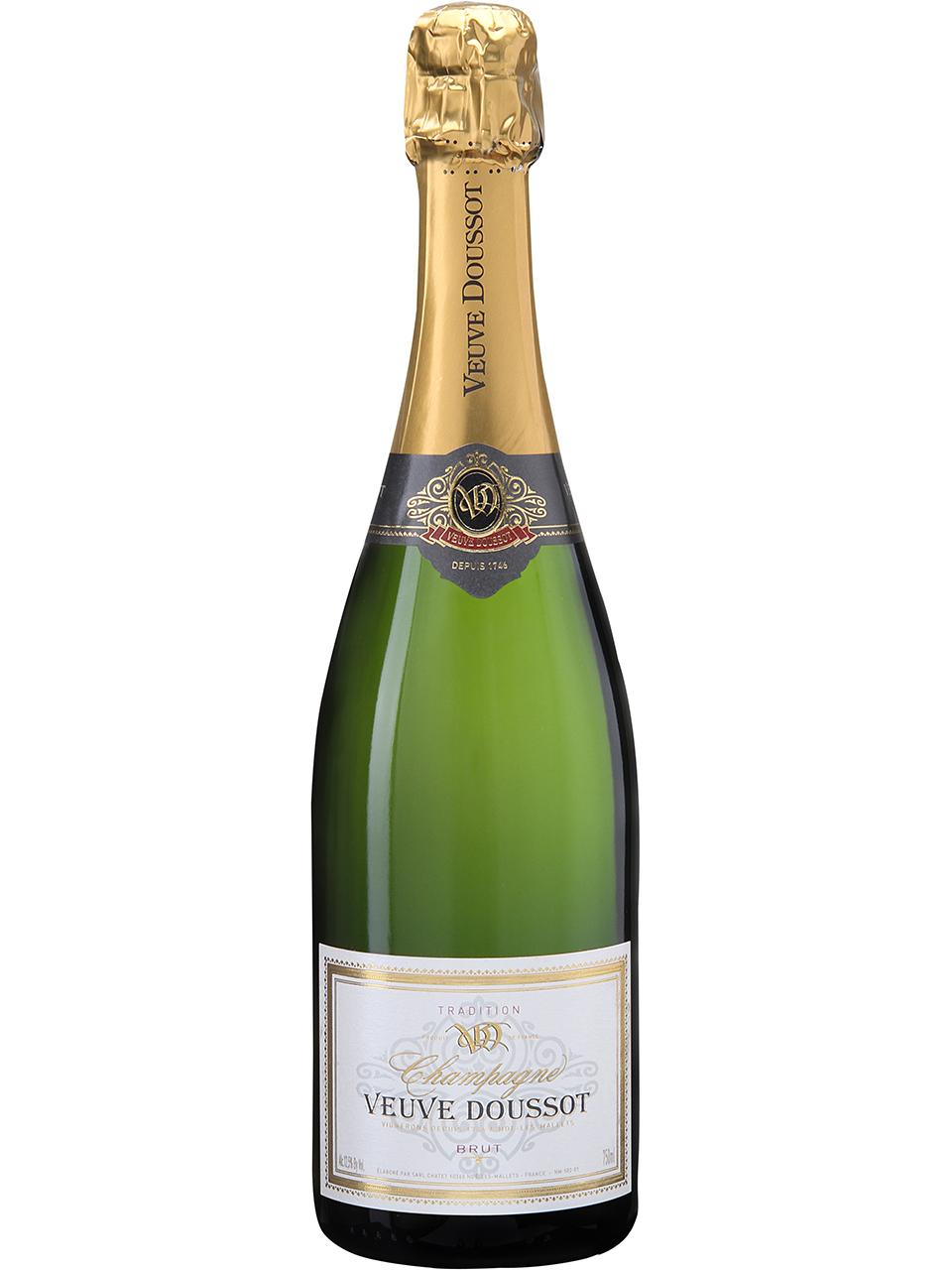 Champagne Veuve Doussot Brut Tradition