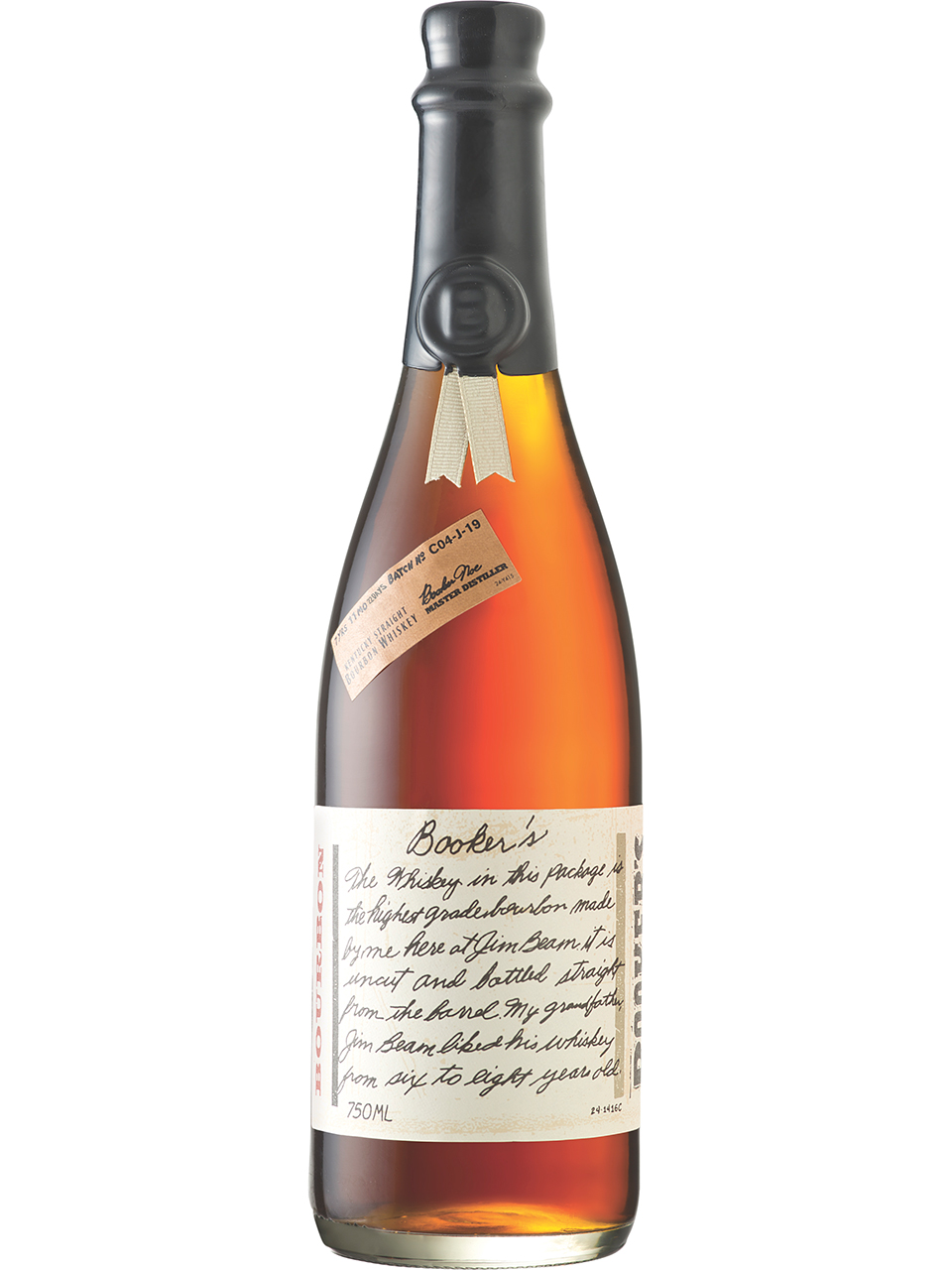 Booker's True Barrel Kentucky Straight Bourbon