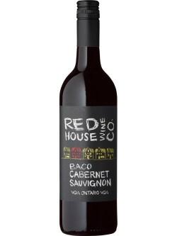 Red House Wine Company Baco Cabernet Sauvignon VQA