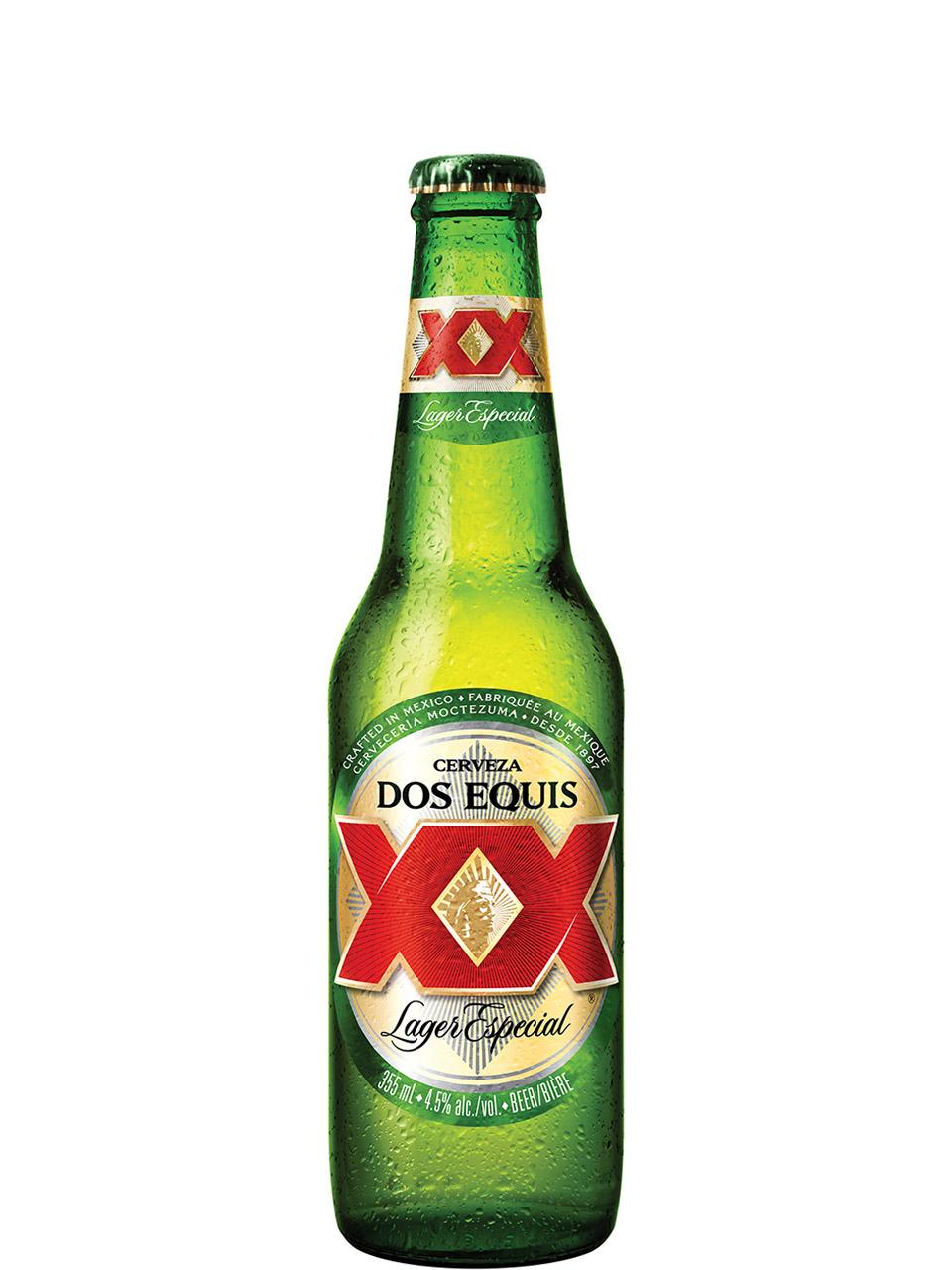 Dos Equis Lager Bottles 6pk