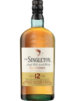 The Singleton of Dufftown Scotch Whisky