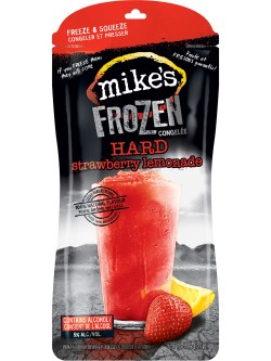 Mike's Hard Frozen Strawberry Lemonade Pouch