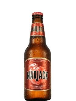 Mad Jack Apple Lager 12Pk Bottles