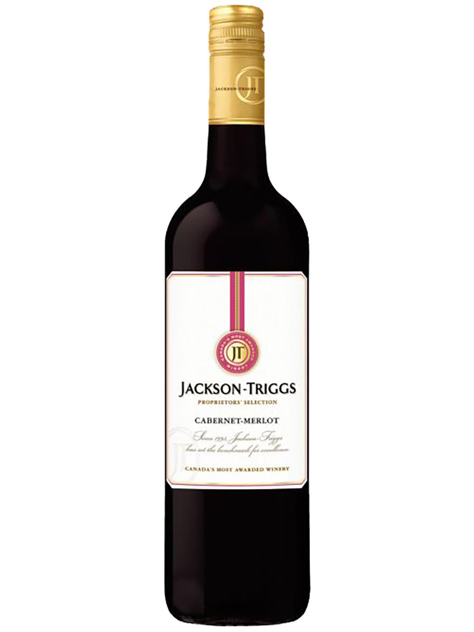 Jackson Triggs PS Cabernet-Merlot