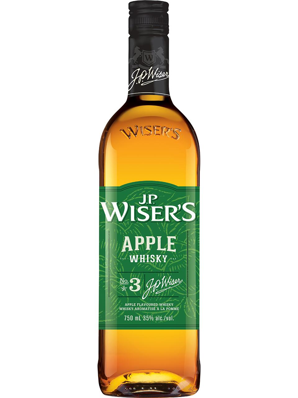 J.P. Wiser's Apple Whisky