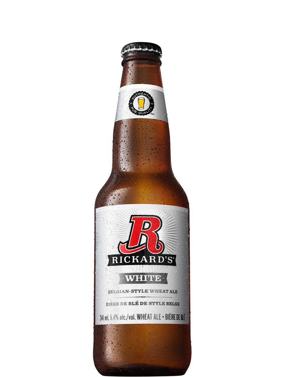 Rickard's White Bottles 12pk