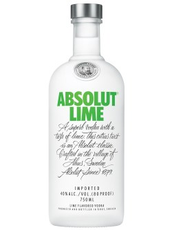 Absolut Lime Vodka