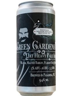 Western NL Brewing Green Gardens Oat Pale