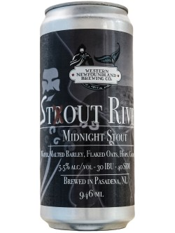 Western NL Brewing Strout River