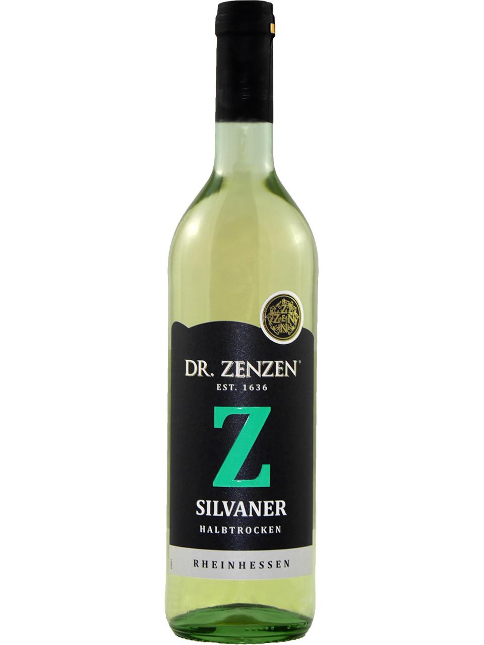 Dr.Zenzen Z Silvaner Halbtrocken