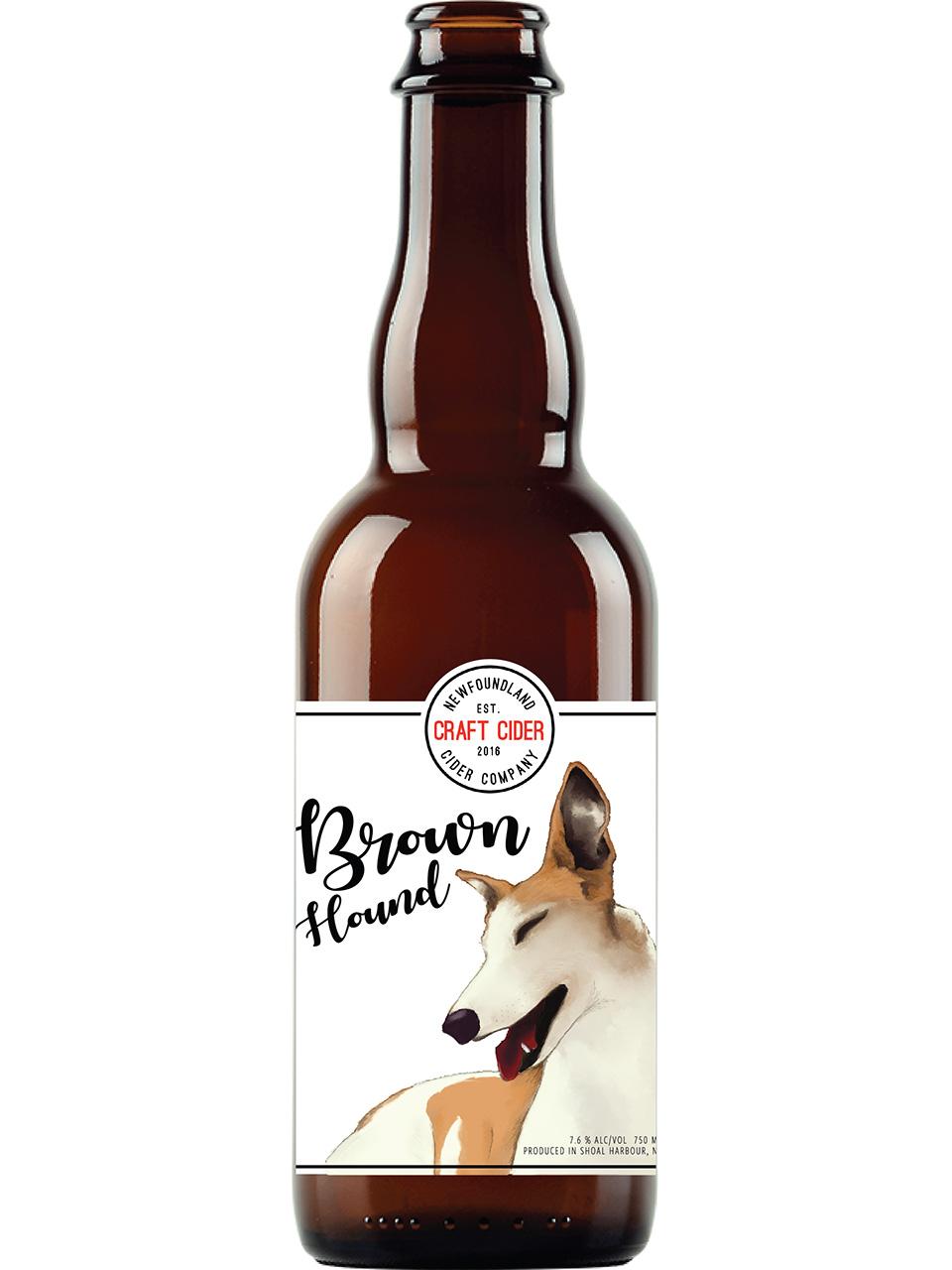 NL Cider Company Brown Hound