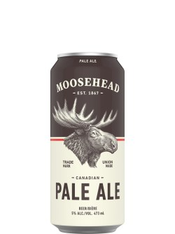 Moosehead Pale Ale 473ml Can