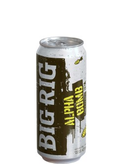 Big Rig Alpha Bomb IPA 473ml Can