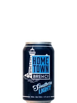 Hometown Brew Co. Southern Light 355ml Can