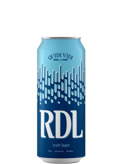 Quidi Vidi RDL Lager 473ml Can