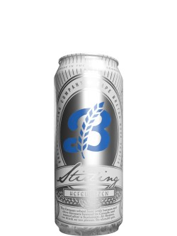 Breton Brewing Stirling Hefeweizen 473ml Can