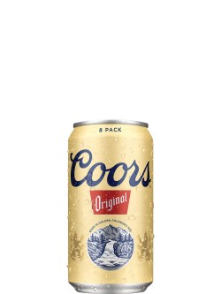 Coors Original 8 Pack Cans