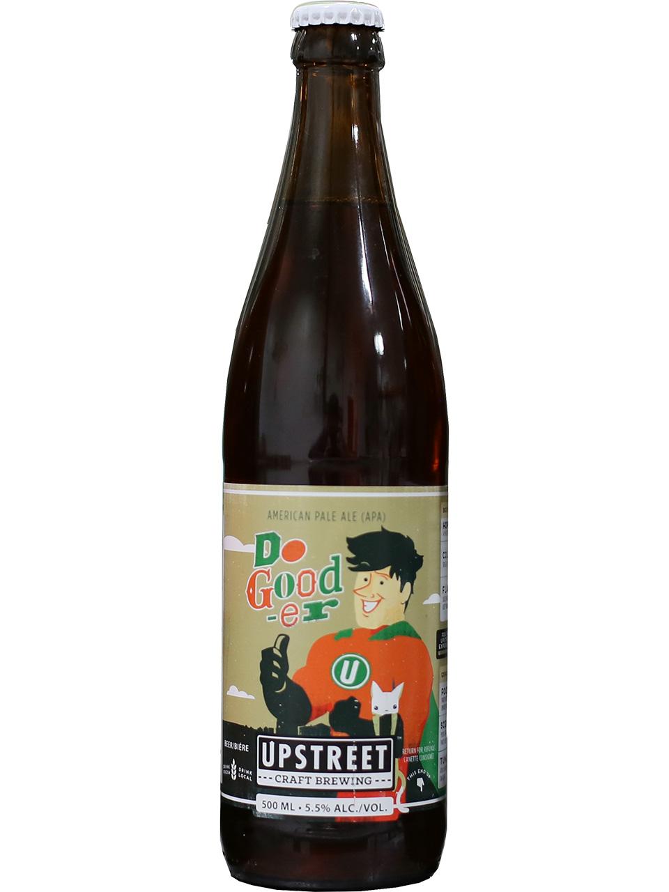 Upstreet Do Good-er APA 500ml Bottle