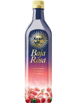 Baja Rosa Strawberry Liqueur