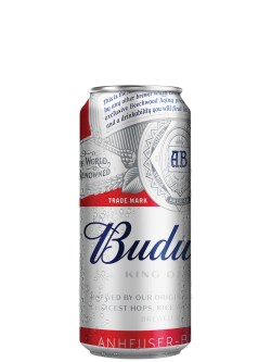 Budweiser 473ml Cans