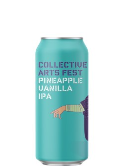 Collective Arts Festival Pineapple Vanilla IPA