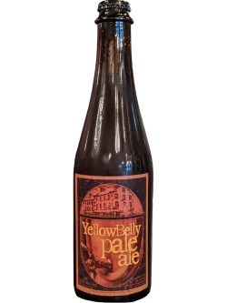 YellowBelly Pale Ale 500ml Bottle