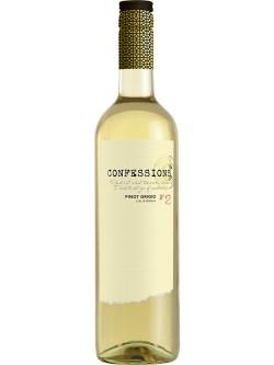 Confessions Pinot Grigio