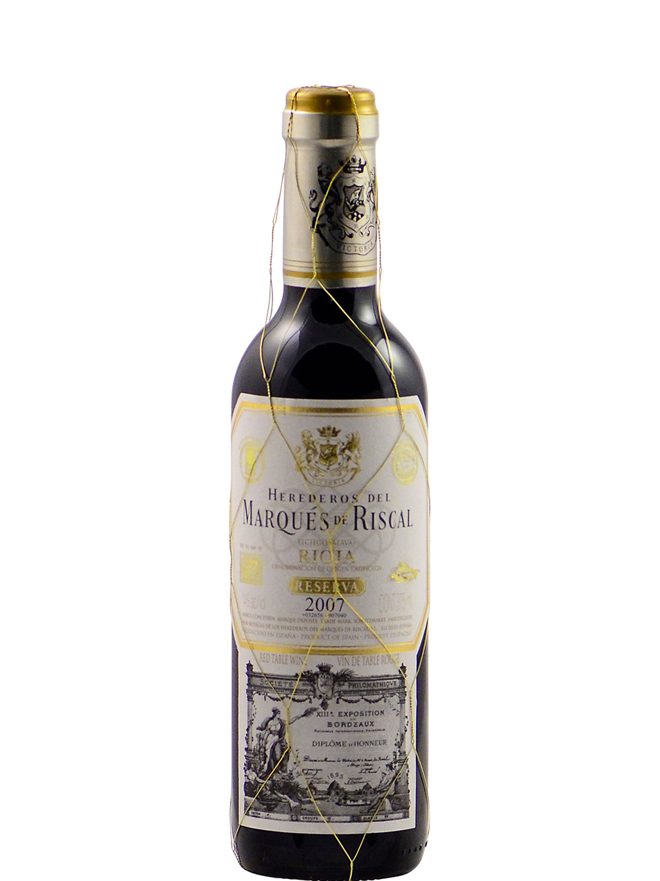 Marques de Riscal Reserva Red