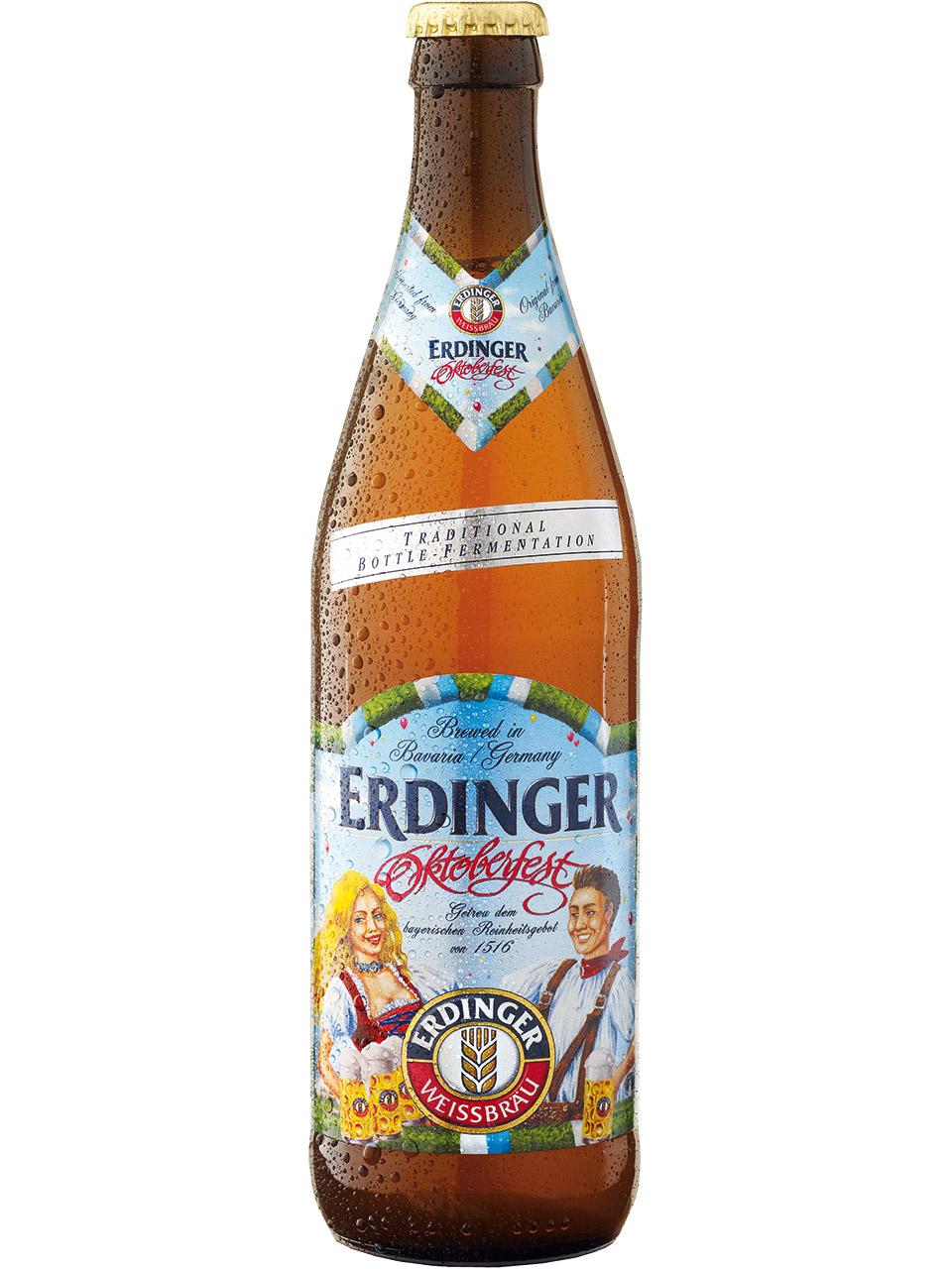 Erdinger Oktoberfest 500ml Bottle
