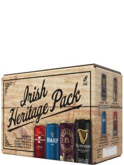 Irish Heritage Pack 8pk Cans