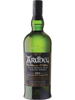 Ardbeg 10YO Islay Single Malt Scotch Whisky
