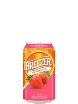 Breezer Strawberry Daiquiri 6pk Cans