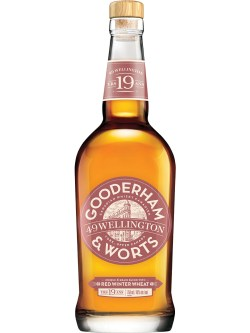 Gooderham & Worts 49 Wellington Whisky