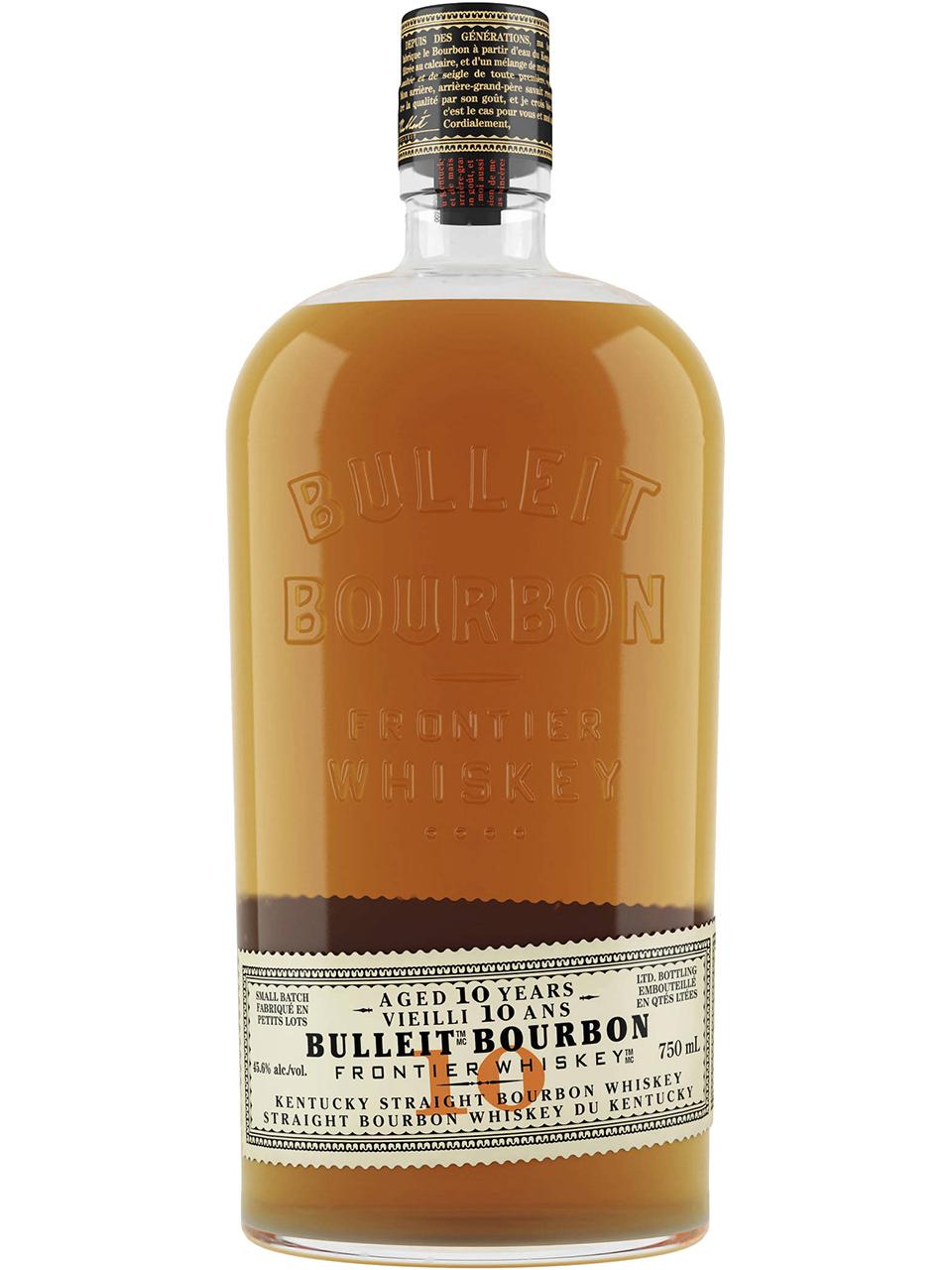Bulleit 10YO Bourbon Whiskey