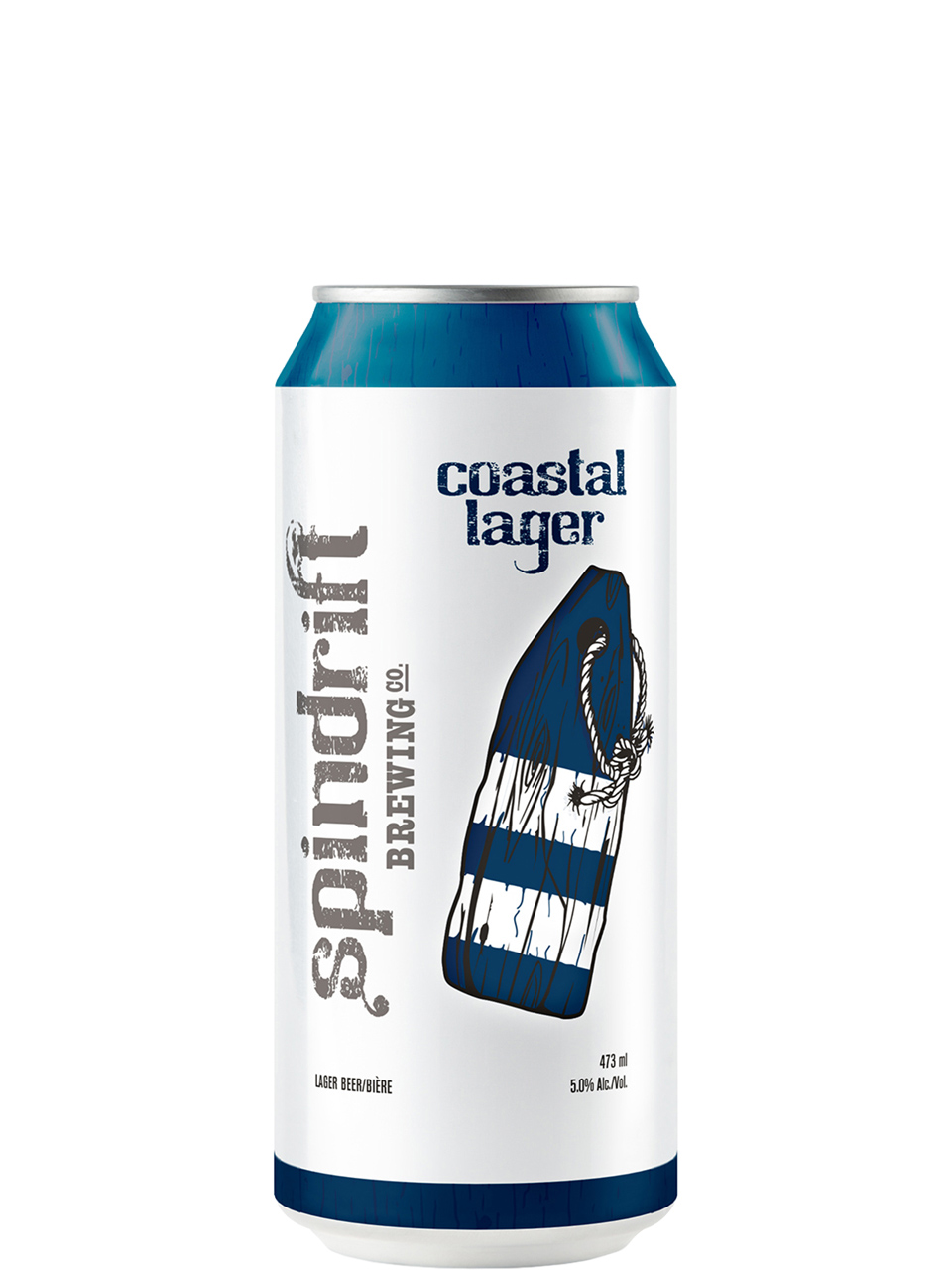 Spindrift Coastal Lager 473ml Can