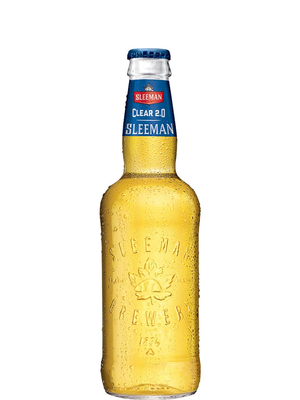 Sleeman Clear 2.0 15 Pack Bottles