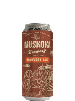 Muskoka Harvest Ale 473ml Can