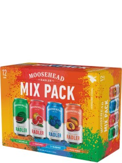 Moosehead Radler Mix Pack 12pk Cans