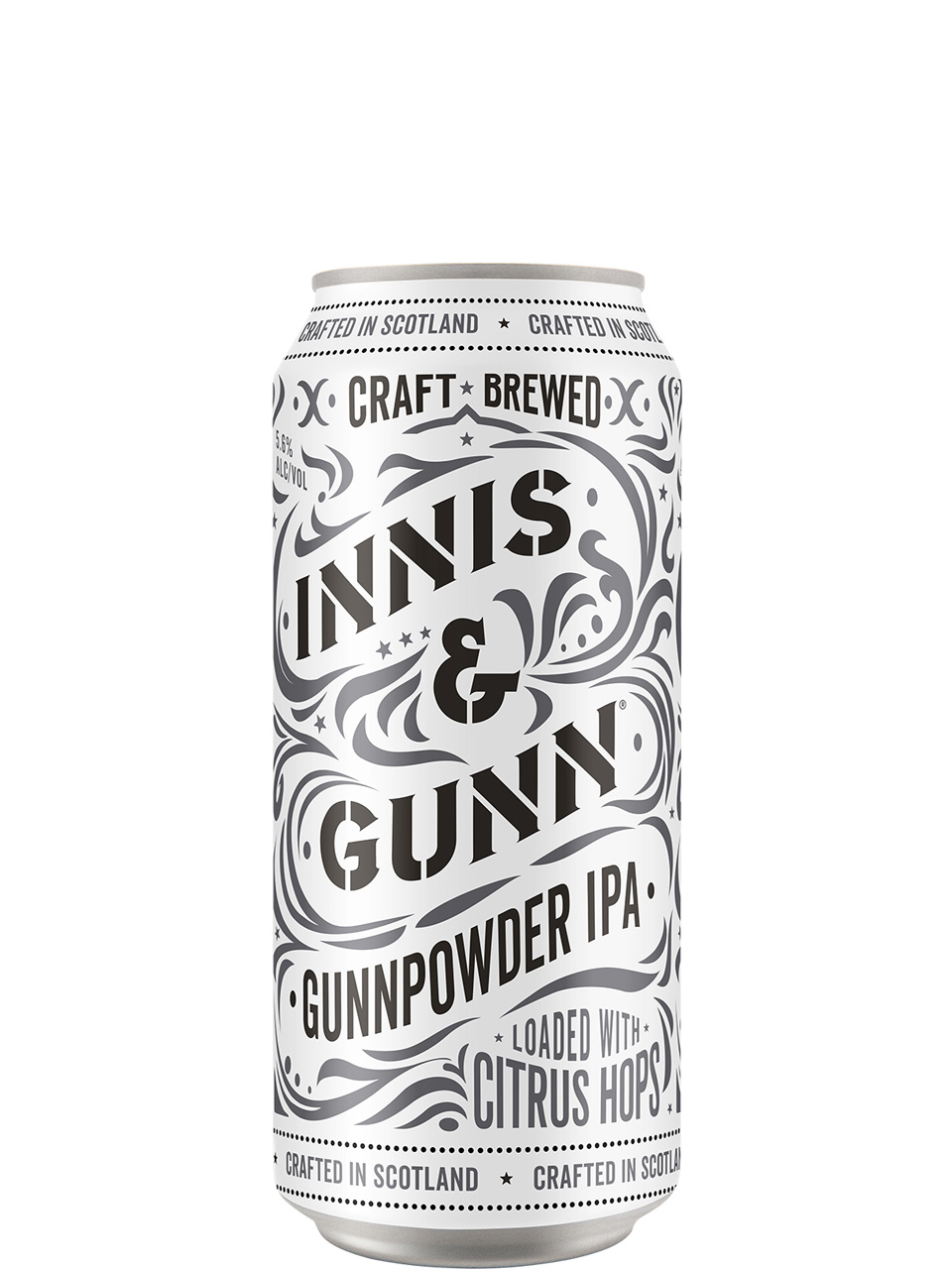 Innis & Gunn Gunnpowder IPA 500ml Can