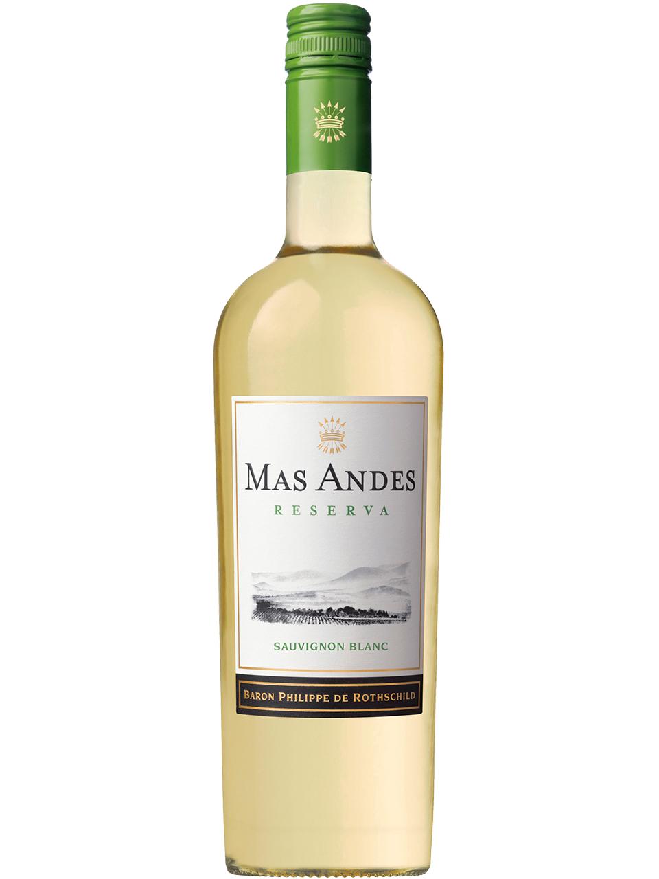 Mas Andes Reserva Sauvignon Blanc
