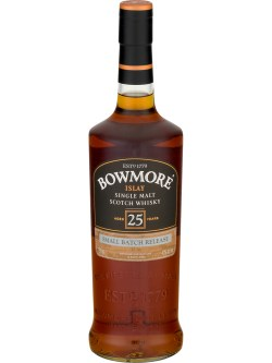 Bowmore 25 YO Single Malt Scotch Whisky