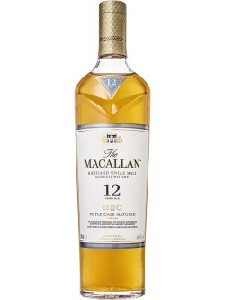 The Macallan Triple Cask 12 YO Single Malt Scotch