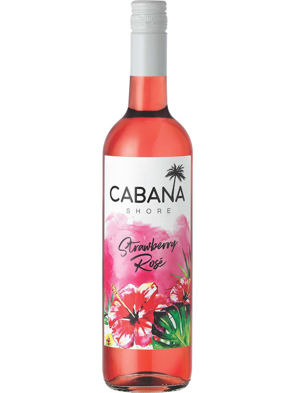 Cabana Shore Strawberry Rose